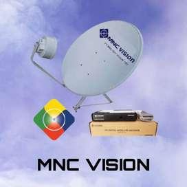 Parabola MNC Vision Praya Lombok Tengah