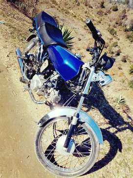 70cc Altar bike new Condition Persnol use 2018 model bilkul new and gd