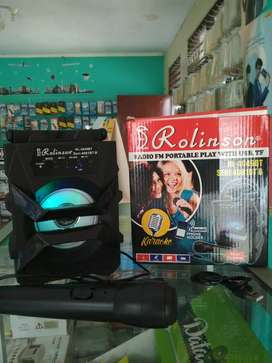 Speaker Bluetooth ROLINSON