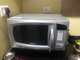 Microwave Oven Samsung Combi C106FL