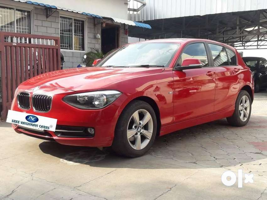 BMW 1 Series 118d Hatchback, 2013, CNG & Hybrids 0