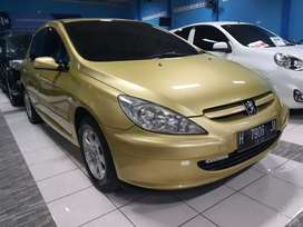 Peugeot 307 sporty XS Automatic th 2003 Pajak panjang Plat panjang