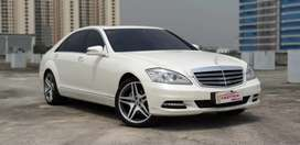 Mercedes Benz S300L RSE 2013 NIK 2012 Full Option  White Metallic