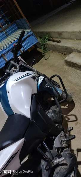 Bike fully condition
