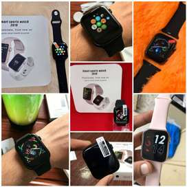Free Home Delivery - Apple watch series 4 (44mm generation 6), COD.