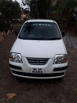 2007 santro Xing XL 2007 A/C, Power Steering single Use