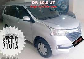 Daihatsu Great Xenia DP4.5Jt R MT 2016 Istimewa Full Orisinil