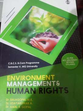Environment management and human rights