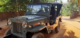 Fully painted full modified jeep new battery over all good condition