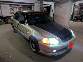 Automatic civic for sale.