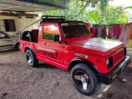 Maruti Suzuki Gypsy 1990