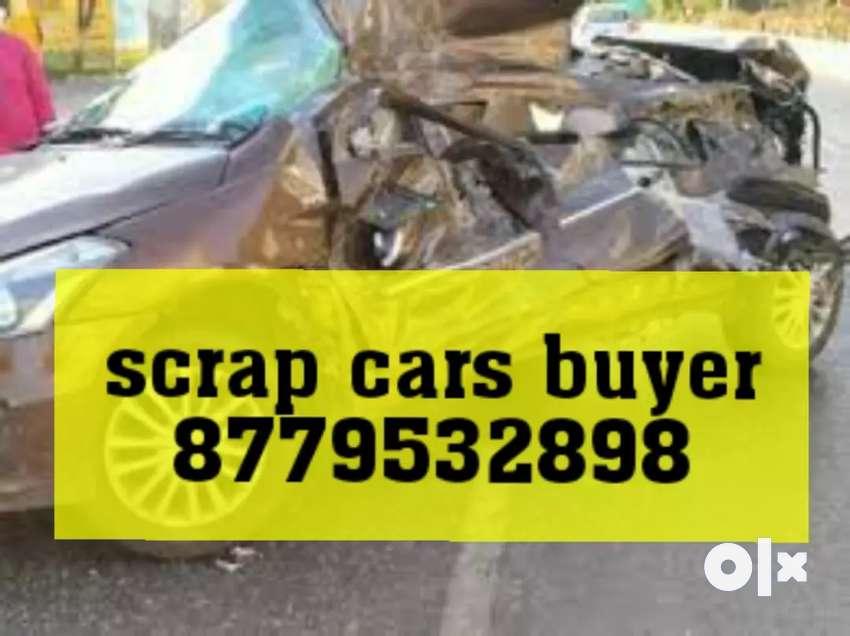 Fully dent car loss car scrap car's we buy 0