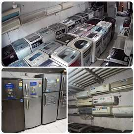 5 year warranty on washing machine/ac/fridge delivery