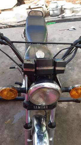 RX135 bike for sale