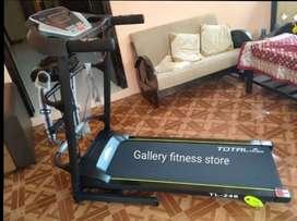 Treadmill listrik merk total //246