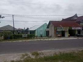 Dijual Rumah ruko dan tanah
