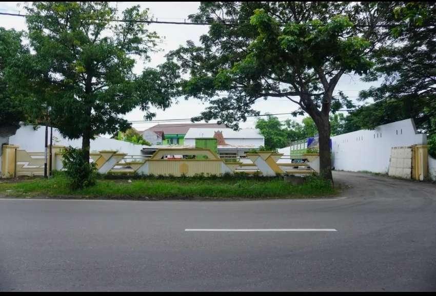 Gudang murah 7tjan/mtr lokasi strategis nol jalan ponorogo