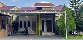 Rumah siap huni di jalan pramuka, jln komp. 8 meter, lingkungan aman