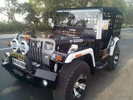 Jeep black orignal paint