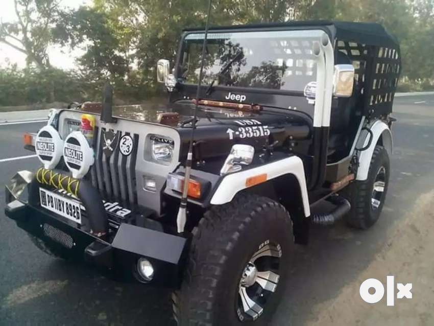 Jeep black orignal paint 0
