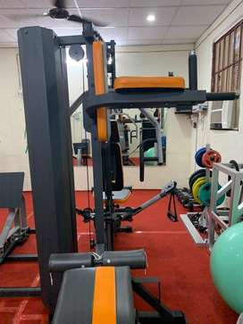 Multi Gym for home & professional