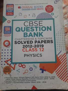 CBSE QUESTION BANK - PHYSICS,CHEMISRTY AND BIOLOGY