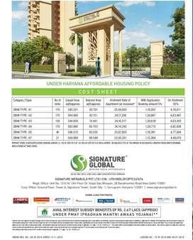 3bhk flats for sale on pataudi road gurgaon