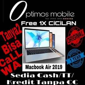 MacBook Air 2019 MVFH2 Apple Grey/8GB/128GB TerPasti Cash\TT\Kredit