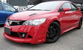 Honda civic Reborn body kits