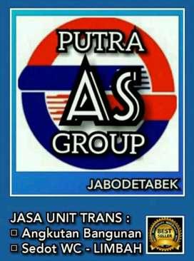 Jasa sedot wc pelancaran saluran Limbah lemak Area Jati Asih