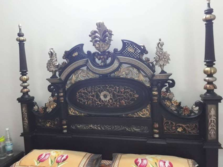 Double Bed Set (King size) 0