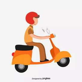 Wanted urgently food delivery boys in nellore