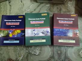 FIITJEE modules for JEE Main and Advanced
