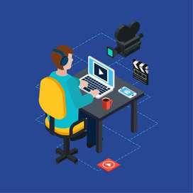 Design graphic & video editor