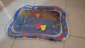 Pad cushion matras tiup/ alas bayi/ mainan bayi