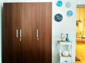 Brand New 3 door 6 ft wardrobe