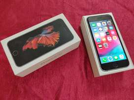 Exchange or cash iphone 6S 64 GB