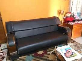 Teak Sofa up for sale in Ranchi