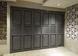 Henderson sleding pintu garasi rumah dan ruko mewah