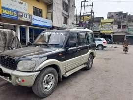 Mahindra Scorpio Getaway 2006 Diesel 180000 Km Driven