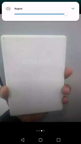 My Amazon Kindle 8yh generation white color 2016 model E-link