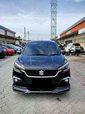 Suzuki All New Ertiga GT SPORT Manual Thn 2019 Hitam Kilometer 15.000