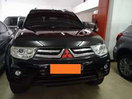 JUAL M. PAJERO EXEED AT