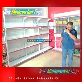 Rak Gondola Minimarket harga baru