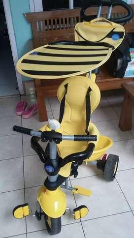 Sepeda anak Smarttrike motif Bee