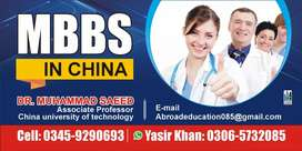 Abroad study MBBS in China, Phd scholarship