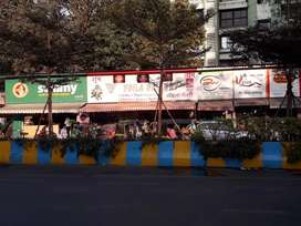 Shop on rent at vasant  vihar new market
