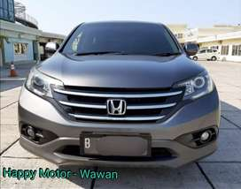 Honda CR-V 2.4 i-Vtec Matic 2014 Km 72rb Pakaian Pribadi