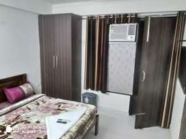 1rk a brand new flat available on rent near saket