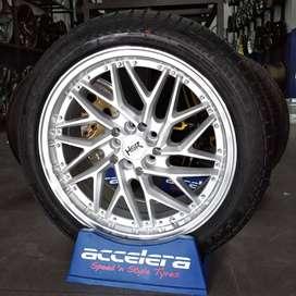 Velg Mobil Suzuki Ertiga ring 17 racing bisa dicicil dan tukar tambah